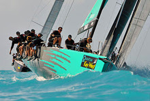 Quantum sails- ed baird- ed reynolds- tp52 sailing- racing- key west