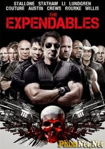 Phim Biệt Đội Đánh Thuê - The Expendables