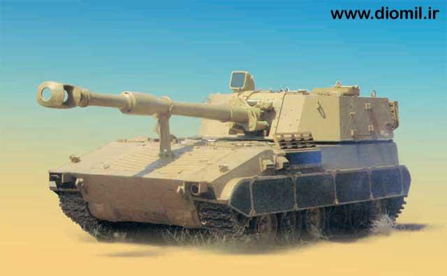 Το Ιρανικό πυροβόλο των 155 χιλ RAAD-2