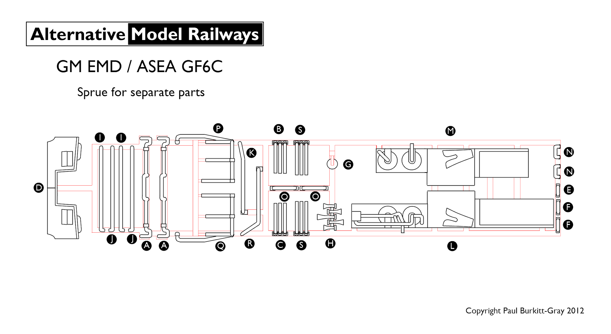 ngf6c1 n scale british columbia railway gf6c  a7cd4jpsj