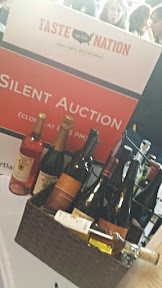 Taste of the Nation Portland Silent Auction