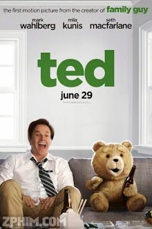 Chú Gấu Ted - Ted (2012) Poster
