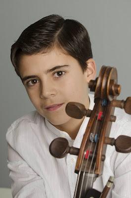 Carlos Vidal Ballester, violoncello