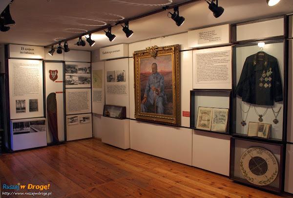 Muzeum Ziemi Puckiej - wystawa dzieje Pucka