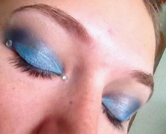 Cinderella Inspired Makeup Tutorial