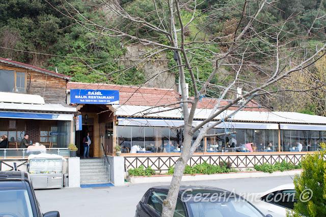 Poyraz Sahil Balık Restoran, Poyrazköy