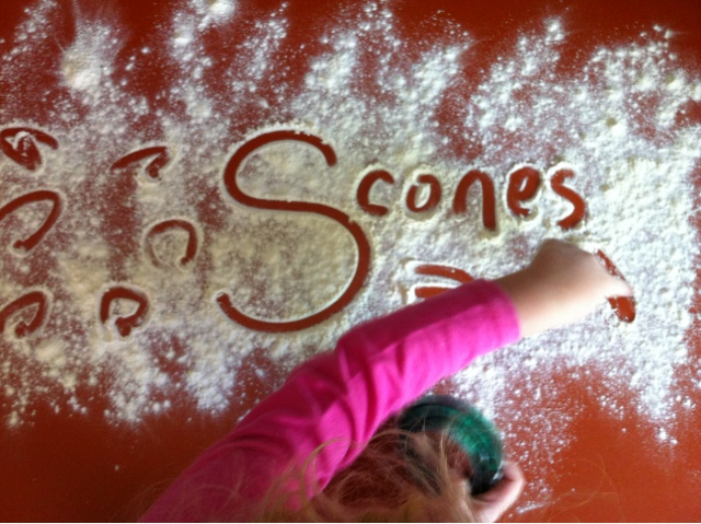 Just For Daisy :: Scones Recipe