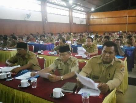 berita terkait anggaran desa untuk kabupaten Ngawi