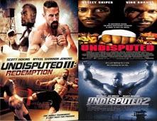 سلسلة افلام الاكشن والقتال Undisputed