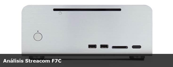 Análisis Streacom F7C