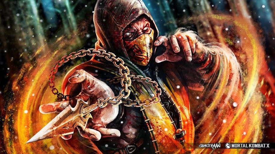 Mortal Kombat X - 2015-oyun