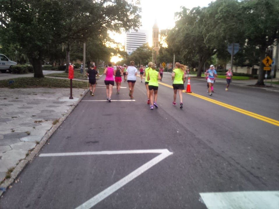 IMG 00001123 Race for the Cure 15K Challenge Recap