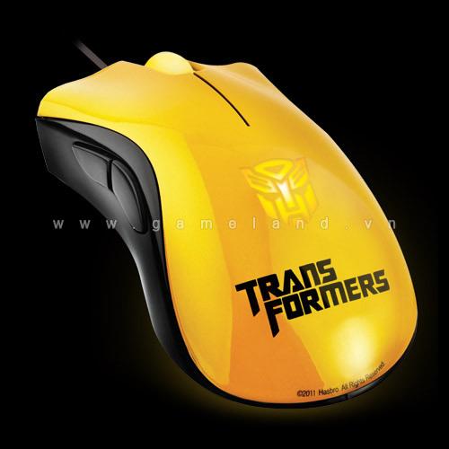 Razer ra mắt bộ sản phẩm ăn theo Transformers 3 14
