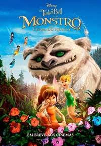 Baixar Filme Tinker Bell e o Monstro da Terra do Nunca Dublado Torrent