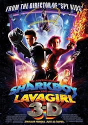 The Adventures Of Sharkboy And Lavagirl - Bộ đôi siêu nhân