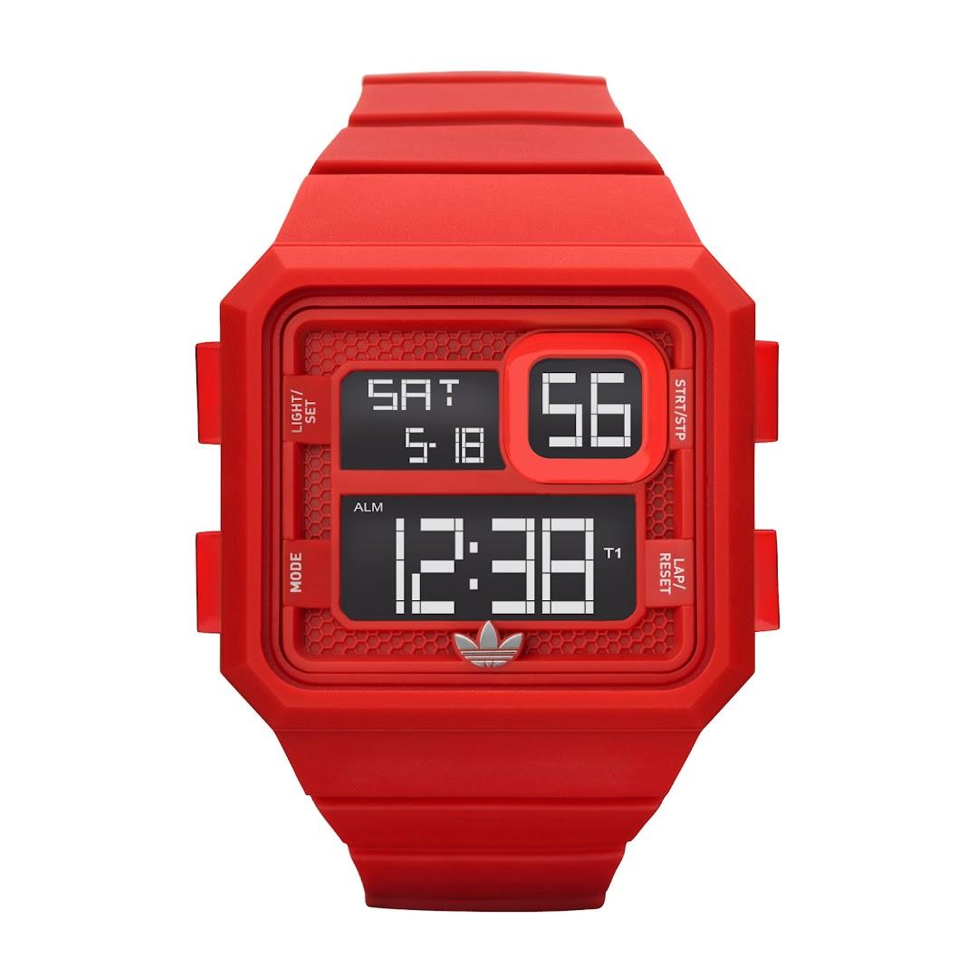 *Adidas Curitiba:方正電子腕錶! 3