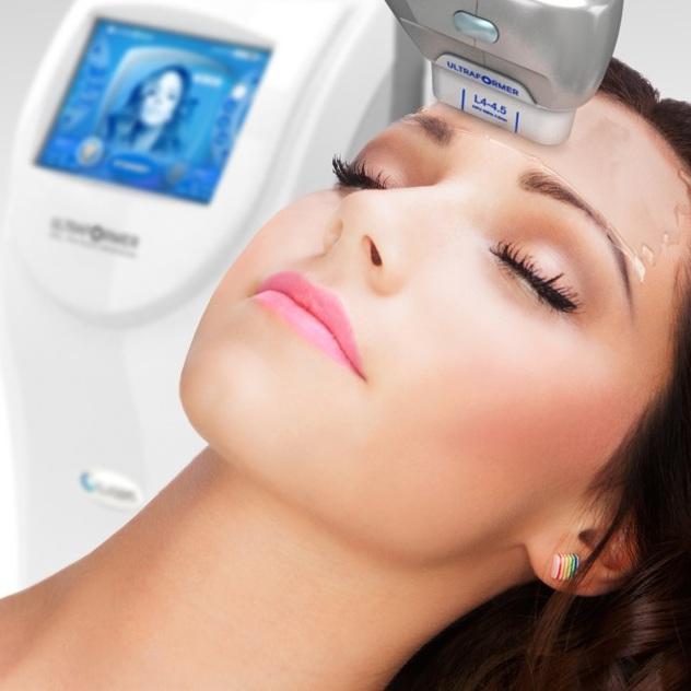 В основе действия аппарата лежит сфокусированный ультразвук, который воздействует на smas слой, выполняющий роль своеобразного каркаса для тканей лица. Его основой являются коллагеновые и эластиновые волокна.