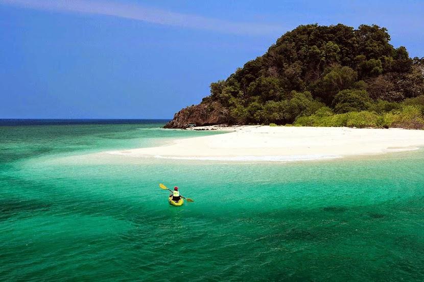 du lịch Thái Lan ở Ko Tarutao