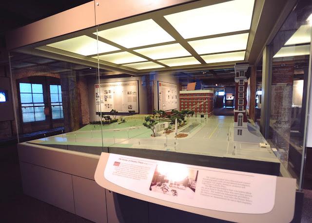 FBI Model exhibit, Sixth Floor Museum. From Who Killed JFK?