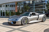 Edo Competition takes a delivery of the Porsche 918 Spyder