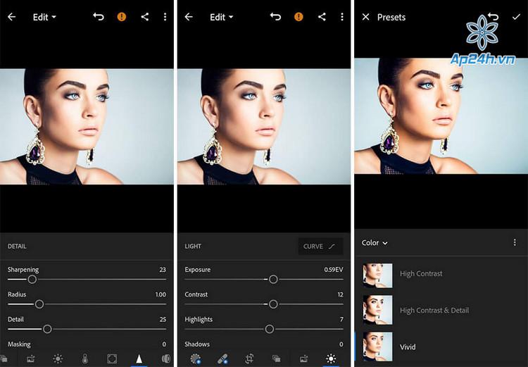 Ứng dụng chụp ảnh cho iPhone kết hợp công cụ chỉnh sửa chuyên nghiệp