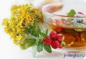 как приготовить лечебный чай