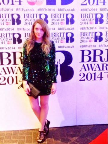 What She Did Brits 2014