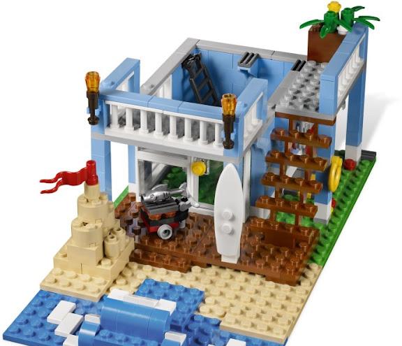 7346 レゴ シーサイドハウス