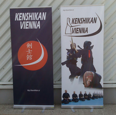 Kenshikan-Rollups für den Japan-Tag 2013