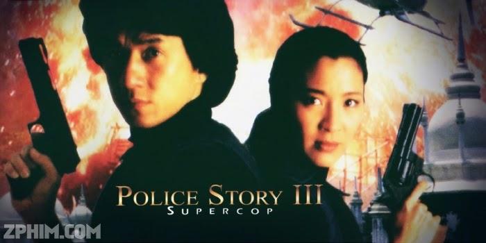 Ảnh trong phim Câu Chuyện Cảnh Sát 3 - Police Story 3: Supercop 2