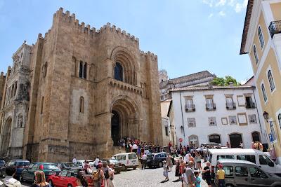 Sé Velha - Coimbra - Portugal