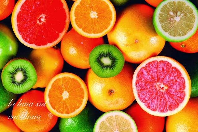 la spesa di stagione: verdura frutta e pesce di gennaio