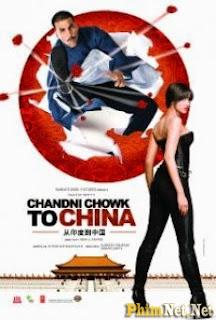 Kungfu Mỹ Quốc - Chandni Chowk To China - 2009