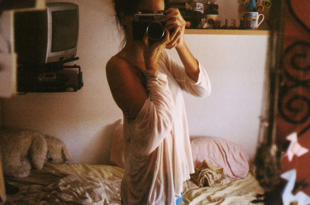 Melania Brescia. Live Cam Bedroom