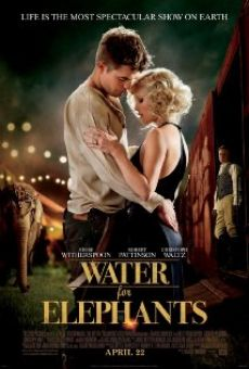 Phim Gánh Xiếc Rong - Water For Elephants