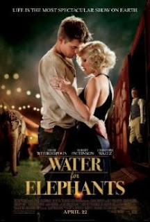Gánh Xiếc Rong - Water For Elephants - 2011