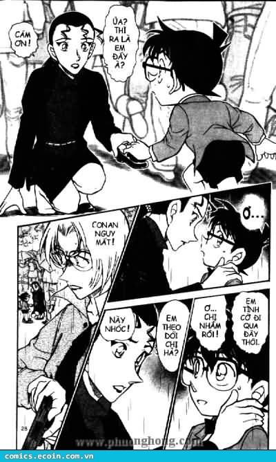 Detective Conan Chap 502 - Truyen.Chap.VN