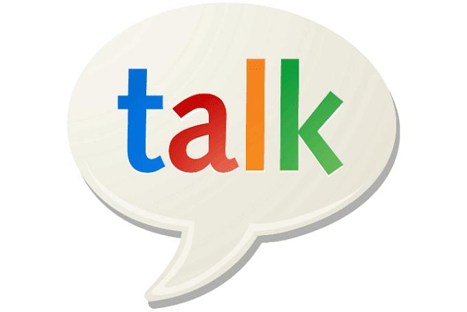 Error extraño y grave afecta a Google Talk
