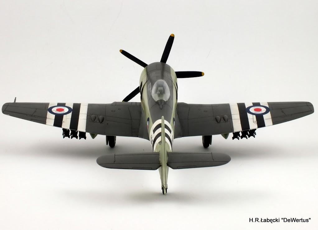 Korea 1950-53; Sea Fury FB.11, KITECH 1/48 DSCF3965