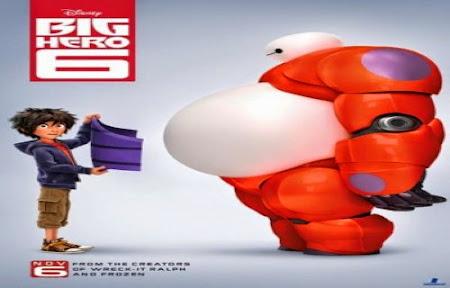مشاهدة فيلم Big Hero 6 مترجم اون لاين بجودة TS
