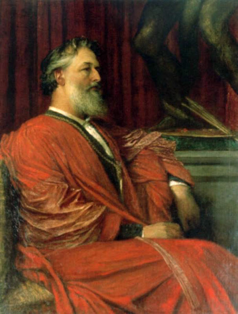 George Frederick Watts - Frederic Lord Leighton