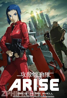 Biệt Đội Bóng Ma 4: Đơn Độc - Ghost in the Shell Arise: Border 4 - Ghost Stands Alone (2014) Poster
