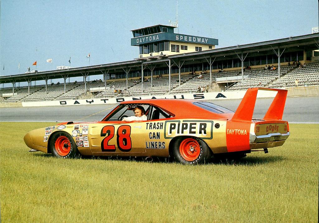Karznshit 69 Dodge Charger Daytona Race Car
