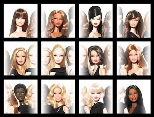Barbie Basics LBD: primeros planos de los prototipos de esta colección