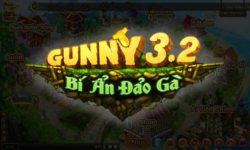Gunny 3.2 chuẩn bị ra mắt game thủ Việt Nam 1