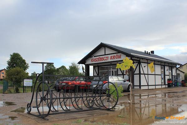 Kaszëbsczi Króm - stojak na rowery