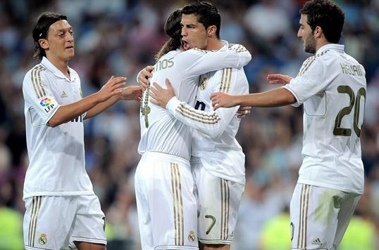 Resumen goles Osasuna Vs Real madrid Liga BBVA