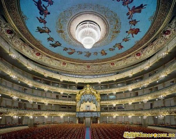 Маріїнський театр, Санкт-Петербург, Росія