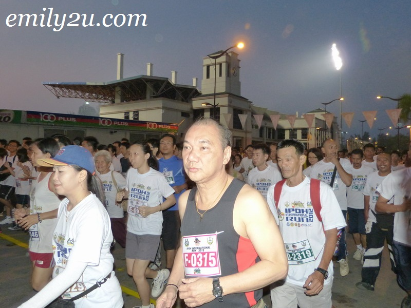 Ipoh International Run 2012