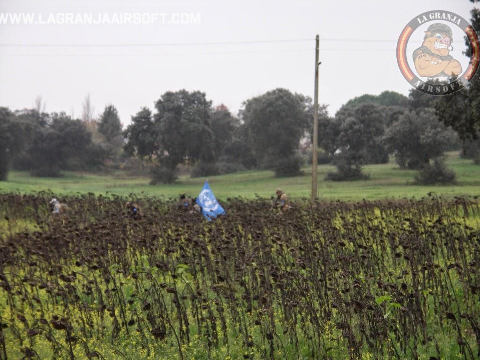 OPERACIÓN PEREGRINO. FOTOS. LA GRANJA. 30-11-14. PICT0016